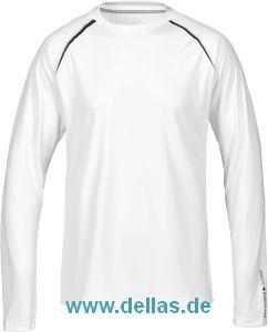 Evolution Dynamic L/S T-Shirt mit SPF40