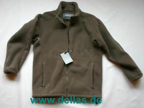 MUSTO Mock Wool Fleece Jacke