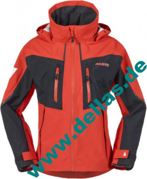 MUSTO Breathable BR2 Race Jacke Frauen
