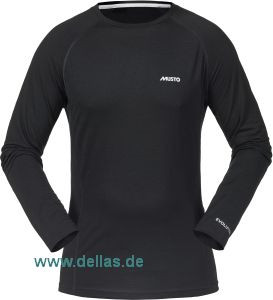 MUSTO Evolution Merino Langarm T-Shirt