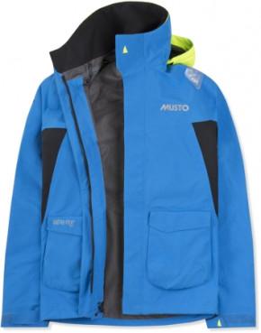 MUSTO MPX GORE TEX® PRO COASTAL Jacke XS / Brilliant Blue