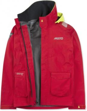 MUSTO MPX GORE TEX® PRO COASTAL Jacke XS / Rot