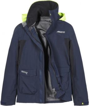 MUSTO MPX GORE TEX® PRO COASTAL Jacke XS / Navy