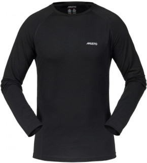 MUSTO Evolution BASE LAYER- Shirt aus Merino Wolle