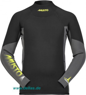 Musto Foiling Thermocool Neopren Top Kinder Junior L