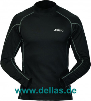 MUSTO Performance THERMAL Top, Stehkragen