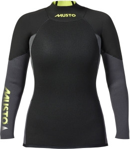 Musto Foiling Thermocool Neopren Top Women 8