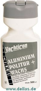 Yachticon Aluminium Politur + Wachs 500 ml