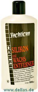 Yachticon Silikon und Wachsentferner 500 ml