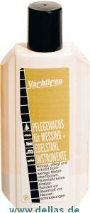 Yachticon Pflegewachs für Messing und Edelstahl Instrumente 250 ml