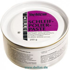 Yachticon Schleif und Polier Paste Medium