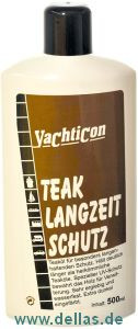 Yachticon Teak Langzeitschutz 500 ml