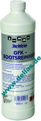 YACHTICON GFK Bootsreiniger - reinigt ohne Wasser 1000 ml