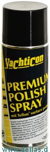 Yachticon Premium Polish Spray mit Teflon® surface protector 400 ml
