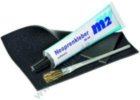 Neopren Reparatur Set mit Neoprenflicken