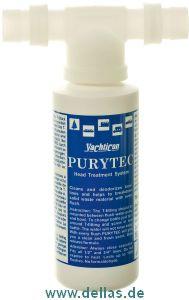 Yachticon Purytec Set T-Stück + 100ml Flasche