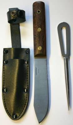 Matrosenmesser mit Marlspieker