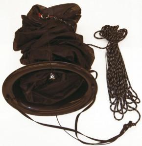 Black Box Spinnaker/Gennaker Bergeschlauch