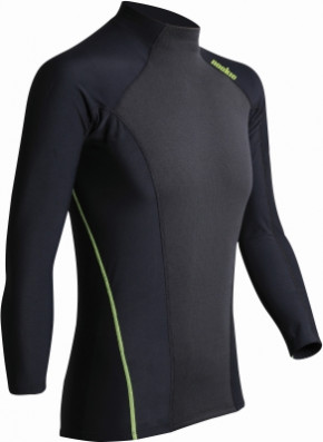 Nookie Core Hybrid Base Layer LS – warmes Funktionsshirt
