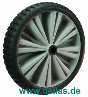 OPTIPARTS Ersatzrad Optiflex Flat Free Spare Wheel 37 cm