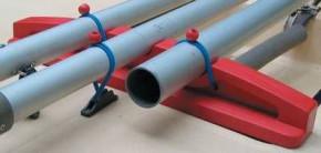 Transportunterlagen für Standard Laser® Riggs