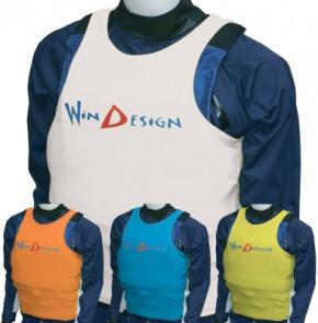 TankTop von WinDesign für Kinder Weiß