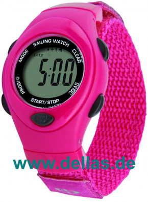 Regattauhr OPTIMUM TIME OS 229 Dunkel Rosa