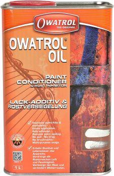 Owatrol Öl - Entroster und Konservierer
