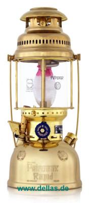 PETROMAX HK500 Starklichtlampe Messing poliert