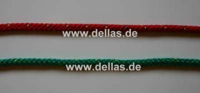 LIROS Nautic Polypropylen Flecht-Leine 6 mm / Rot