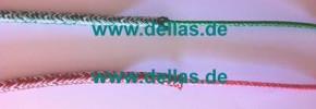 Liros Magic Pro verjüngbare Schot / Steckertauwerk 6 und 8 mm