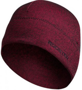 RoosterSailing SuperTherm Neopren Mütze Rot / L/XL