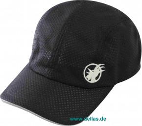 Rooster Aero Mesh Cap Schwarz