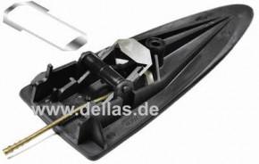 RooserSailing Edelstahl Feder für den Laser® Lenzer