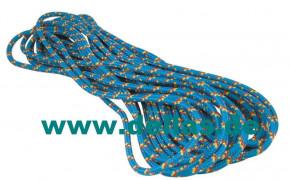 ROOSTER Schot, 7 mm ø , 14 Meter lang, Farbe Blau