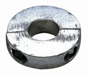 Wellen-Anode Flach Zink