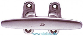 Belegklampe 4-Loch Aluminium HS SPRENGER 125 mm