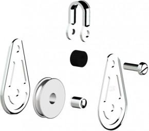 Drahtblock Gleitlager 6 mm - 1 Rolle, Bügel