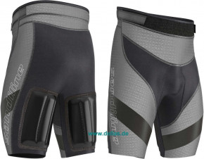 Air Xlight hiking pants short von Sandiline