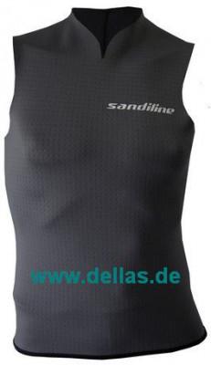 Neues Shirt von Sandiline, ohne Ärmel für bessere Bewegung S
