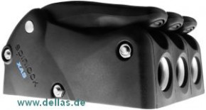Spinlock XAS Fallenstopper dreifach 4 - 8 mm