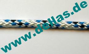 Strecker Passat 5mm USACORD Weiß/Blau