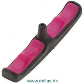 Trapezgriff Schwarz/Pink