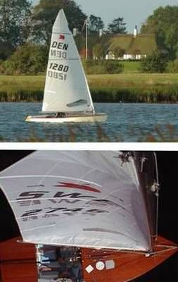 OK Segel von WB-Sails