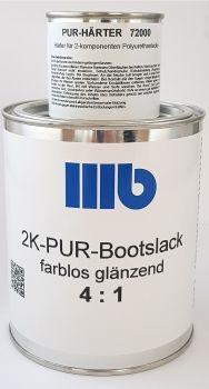Wohlert 2K-PUR-Bootslack Glänzend