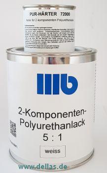 Wohlert POLYURETHANLACK (2-Komp.)
