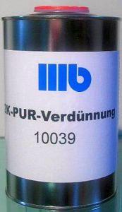 Wohlert 2K-PUR-Verdünnung