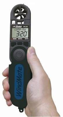 WindMate 200 Windrichtung und Seiten-Windmesser + Temperatur + Kompass