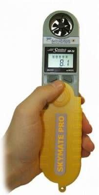 Skymate PRO - Taschen-Wetterstation - Windmesser